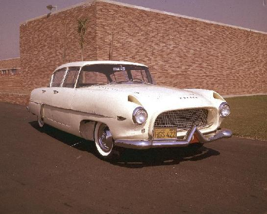 the souers hudson collection 1954 Hudson Convertible
